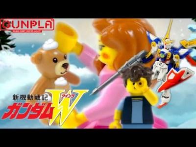レゴ×ガンプラ 新機動戦記ガンダムW OP / LEGO×GANPLA Mobile Suit GUNDAM W OP