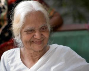 Surayia, photographed by Anil Advani.