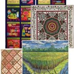 "Collage of quilts from the ""Why Quilts Matter"" homepage."