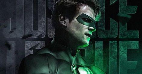 Lanterna Verde Snyder Cut