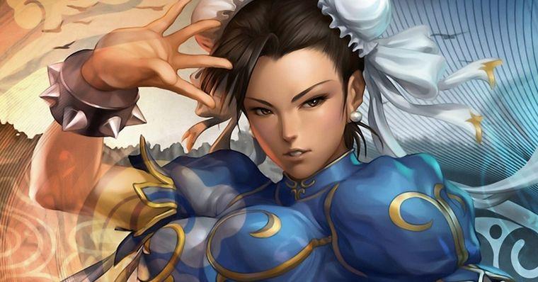 Artista cria um novo visual para Chun-Li de Street Fighter