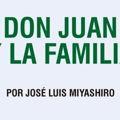 Don Juan y la familia