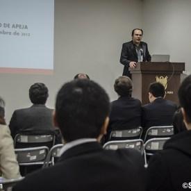 Víctor Sánchez Velarde, Coordinador de la Comisión de Medios de Comunicación de la APEJA