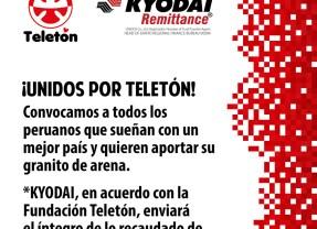 Invitan a peruanos en Japón a sumarse a la Teletón 2016