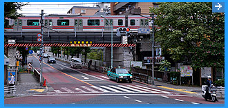 Así era antes de ser convertido a metro