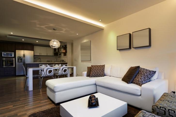 Indirecte verlichting voor sfeer in huis