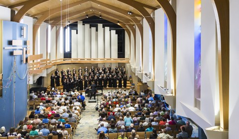 kantorei performs at acda