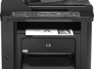 Printer Multi Fungsi HP LaserJet Pro M1536dnf