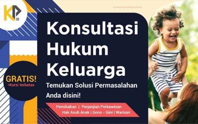 EVENT | Konsultasi Hukum Keluarga