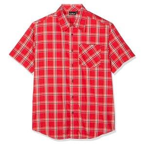 Camisa CMP Cuadros Rojos y Balncos [39T5697]