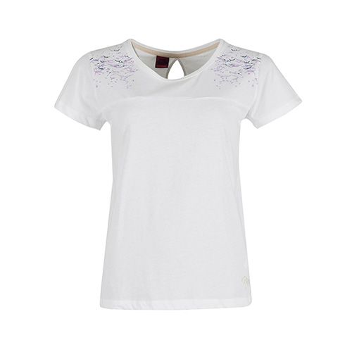 Camiseta Mujer Astore Nineu Espiritua Blanco   Kantxa Kirol Moda
