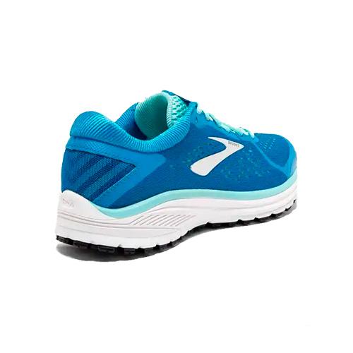 Zapatilla Brooks Aduro 6 Mujer azul