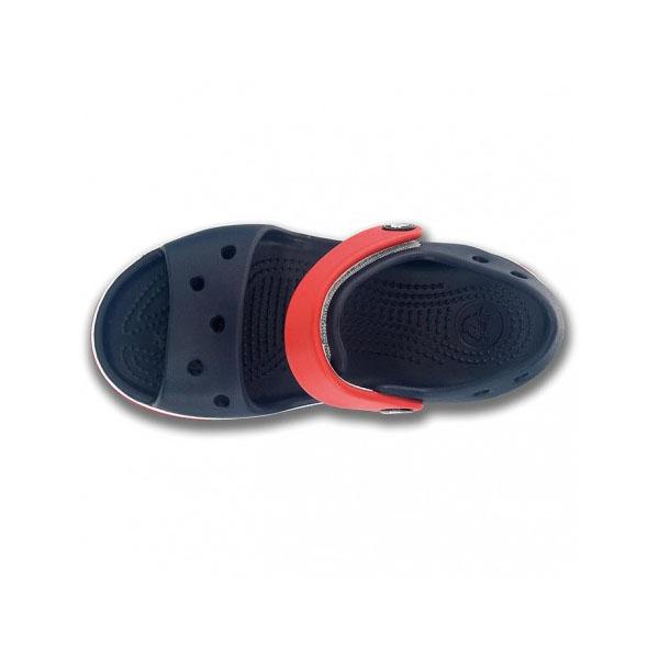 Chancletas Niño Crocs Crocband Sandal K Marino   Kantxa Kirol Moda