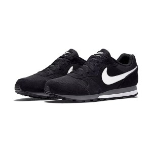 Zapatilla Hombre Nike MD Runner 2 Negra | Kantxa Kirol Moda
