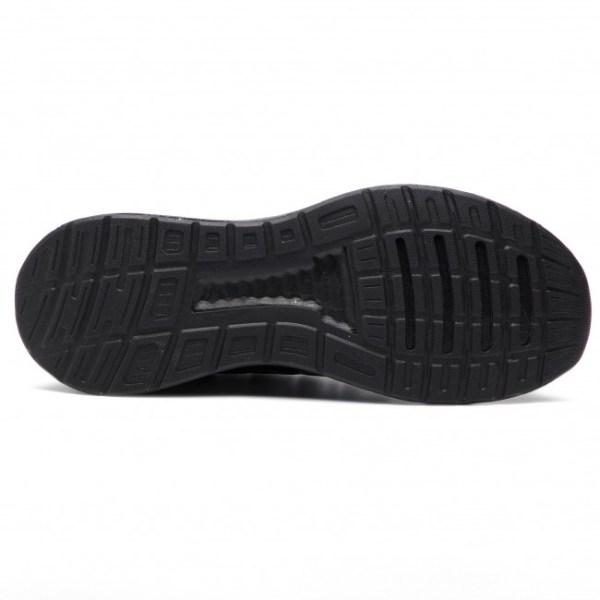 Zapatilla Mujer Adidas Run Falcon Negra   Kantxa Kirol Moda