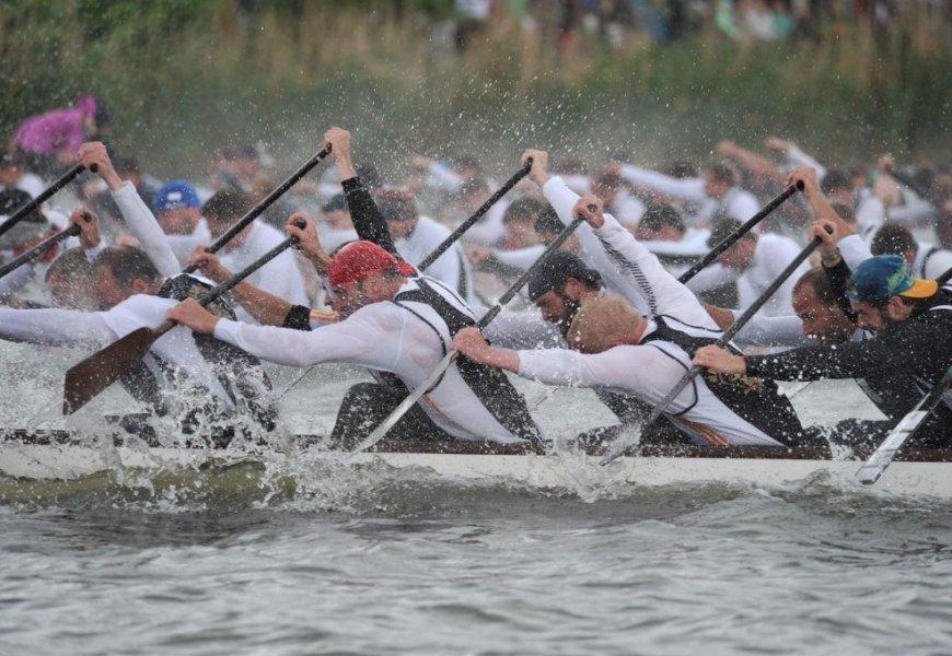 Ausschreibung 6. gemeinsamen Deutschen Drachenboot Meisterschaften in Brandenburg