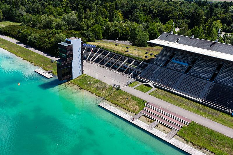 Ausschreibung Deutsche Meisterschaften Kanurennsport 2017 in München