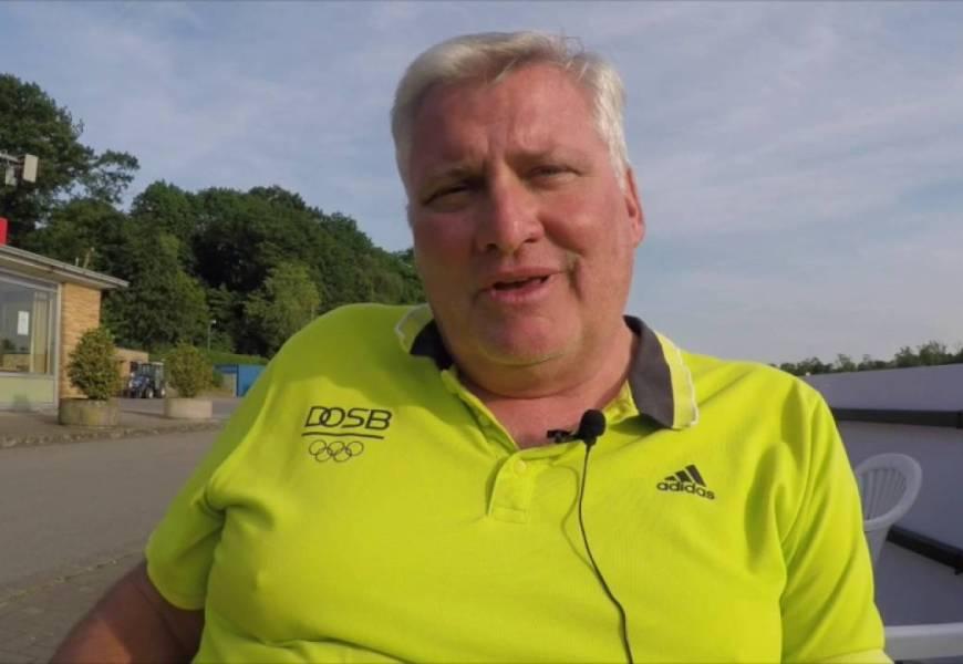 Der KC Potsdam und seine Erfolgstrainer Ralph Welke + Motorboot