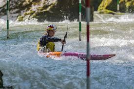 Die gemeinsame Saisonvorbereitung für das Kanu-Slalom Team beginnt
