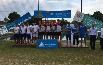 Nominierung der Kanu-Polo Nationalmannschaften für die World Games in Breslau