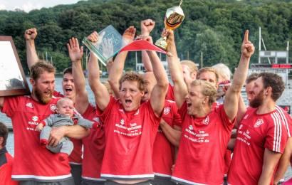 KRM Essen und PSC Coburg sind Deutscher Meister im Kanu-Polo
