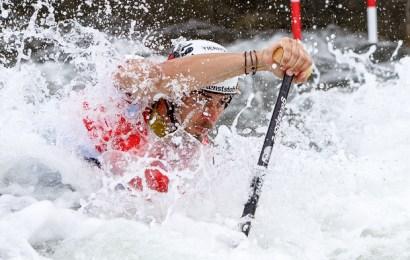 Das war der 4. Kanu-Slalom Weltcup in Ivrea