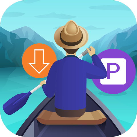Die canua App - Eine App für alle Kanuten