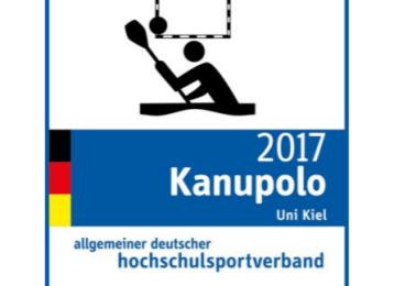 Die Uni-Köln ist deutscher Kanu-Polo Hochschulmeister 2017