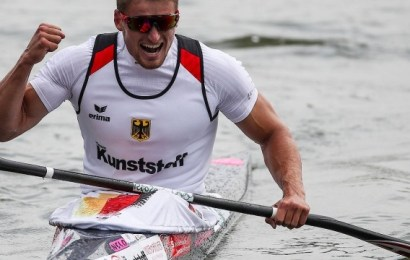 Deine Stimme für Doppel-Kanu-Rennsport-Weltmeister Tom Liebscher