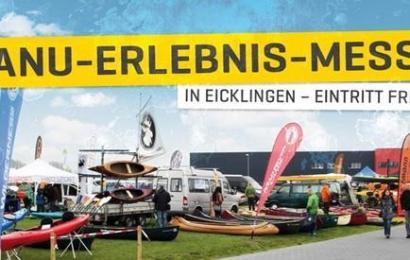 Die Kanu-Erlebnis-Messe 2018 bei EKÜ-Sport in Eicklingen