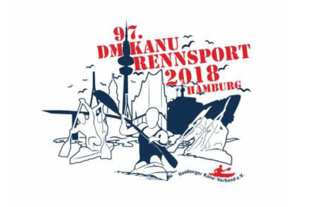 Die Ausschreibung zur 97. Kanu-Rennsport DM 2018 in Hamburg