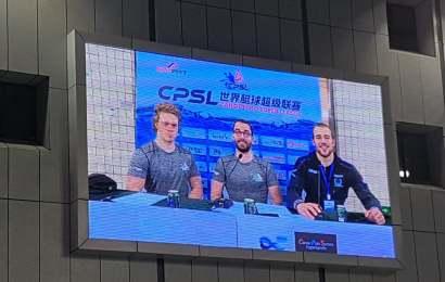 Kanu-Polo Super League in China