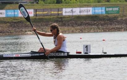 Nur eine Medaille für den DKV beim Weltcupauftakt in Szeged