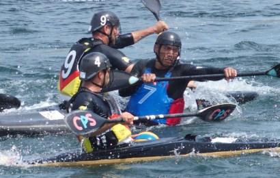 Dritter Wettkampftag bei der Kanu-Polo WM in Kanada