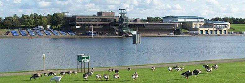 Neuer Standort für die Kanu-Polo Champions League in Nottingham