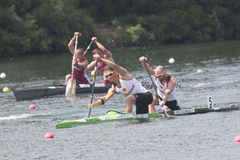 Alle Augen sind auf Poznan gerichtet, wo die internationale Kanu-Rennsport Saison beginnt