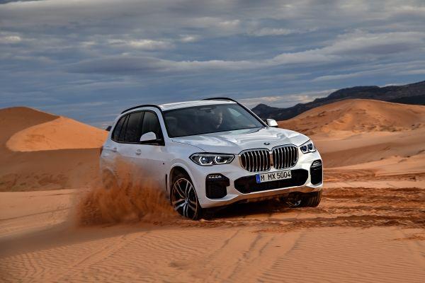 BMW ist auf das Kajak gekommen