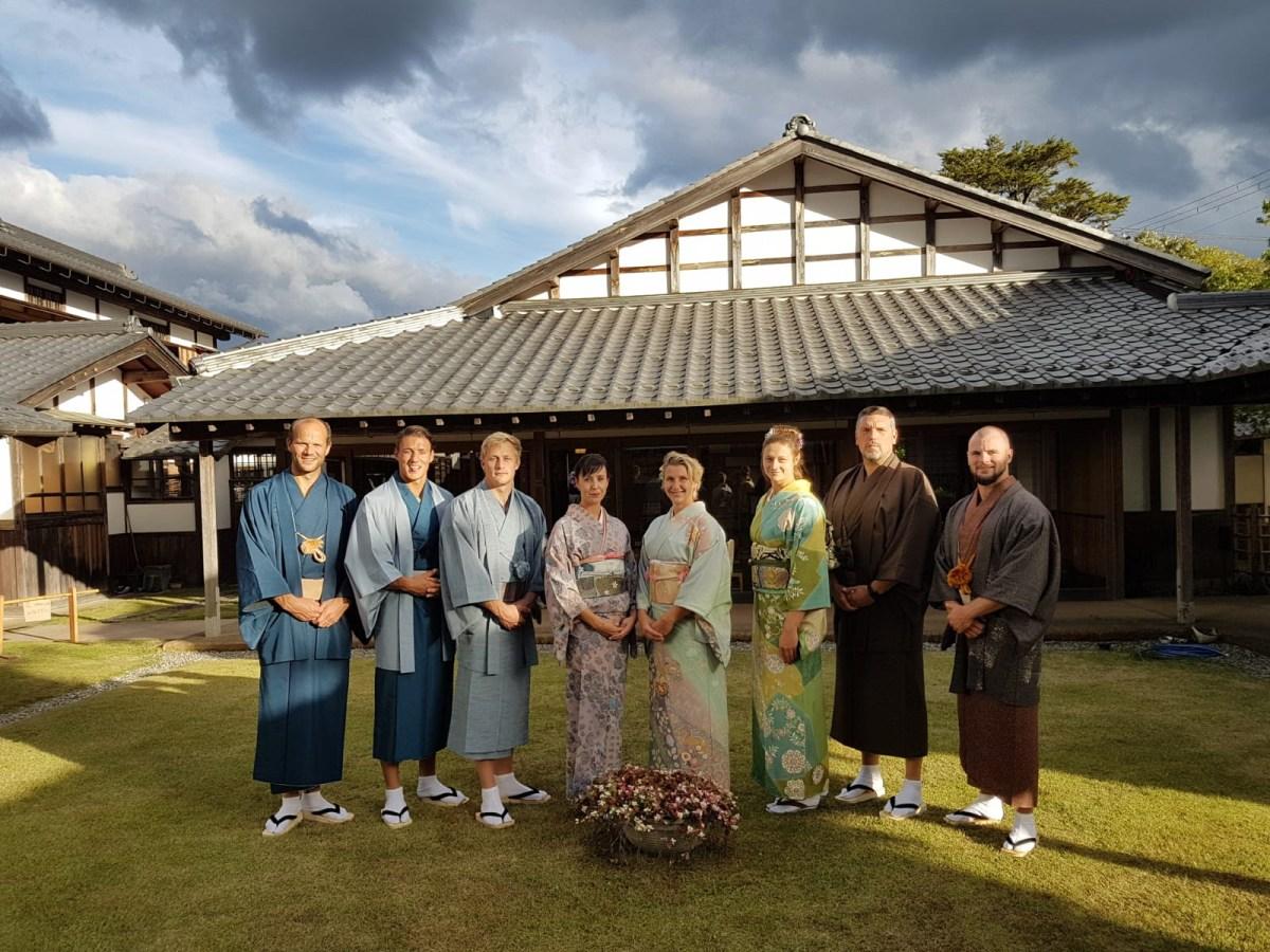 Kanu-Asse testen Vorbereitungsstandorte für Tokyo 2020