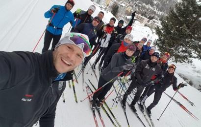 Kontrastprogramm  zwischen Cartier und Maserati – die Kanu-Rennsport Weltmeister in St. Moritz