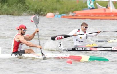 Weltcup Poznan: Tom Liebscher holt Silber und damit die einzige Medaille für das deutsche Team am ersten Finaltag