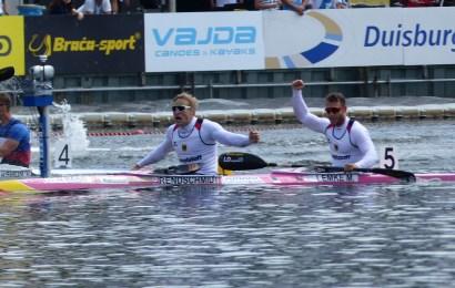 4 x Gold für die deutsche Mannschaft beim 2. Weltcup 2019 in Duisburg