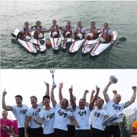 Kanu-Polo Champions League 2019: WSF Liblar mit einem starken 2. Platz