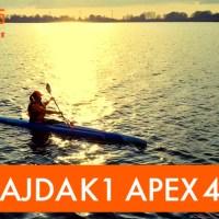 VAJDA K1 ApeX 40 - Das Rennkajak mit Stabilitätsreserven