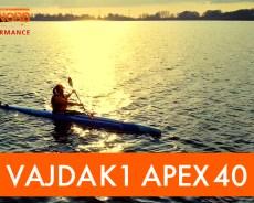VAJDA K1 ApeX 40 – Das Rennkajak mit Stabilitätsreserven
