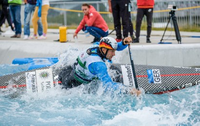 Das sind die Olympia-Kader 2021 im Kanu-Slalom