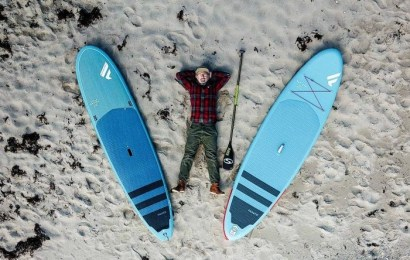 SUP Board kaufen: Hardboard vs. Inflatable