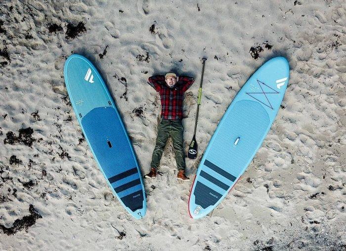 SUP Board kaufen: Hardboard vs. Inflatable