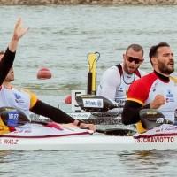 So schlugen sich die Deutschen auf den olympischen Strecken beim Weltcup in Szeged