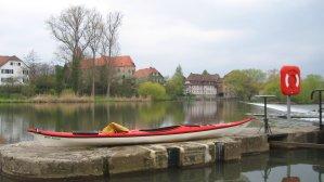 Die Fulda bei Guxhagen