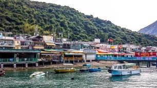 Seafood restaurants in Sok Kwu Wan Lamma Island